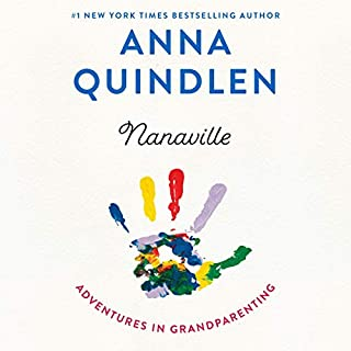Nanaville audiobook cover art