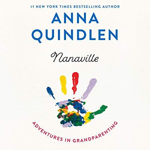 Nanaville audiobook cover art