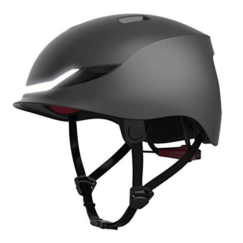Lumos Street Helm | Fahrradhelm (Charcoal Black)