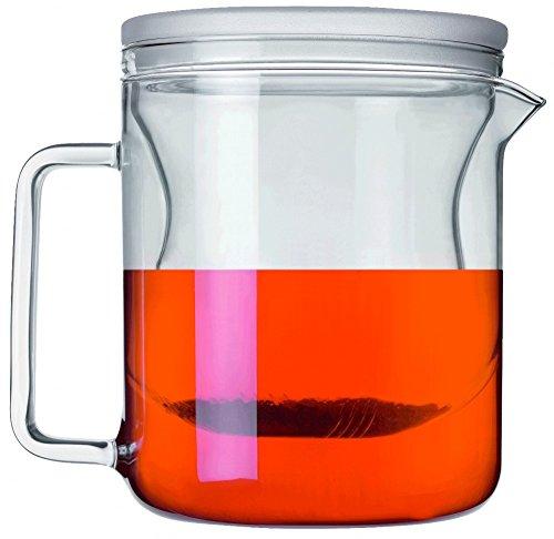 Räder Teatime Teekanne, Glas 1,5 l