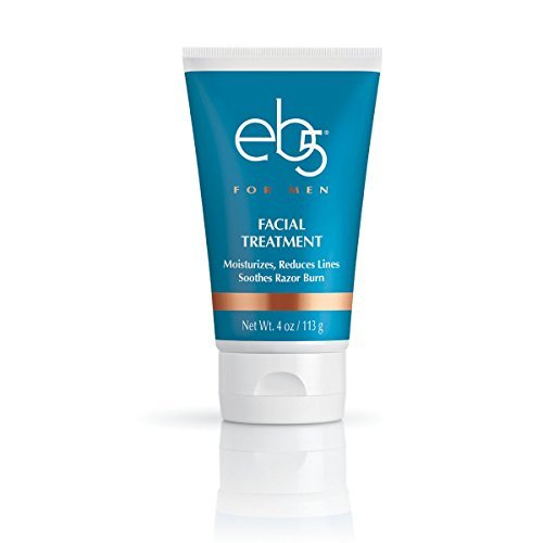 eb5 MAN. Face Cream | Moisturizing, Anti-Aging, Wrinkle Protection and Aftershave for Men (4 ounces)