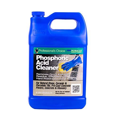 Miracle Sealants PHOSGAL4 Phosphoric Acid Cleaners, Gallon