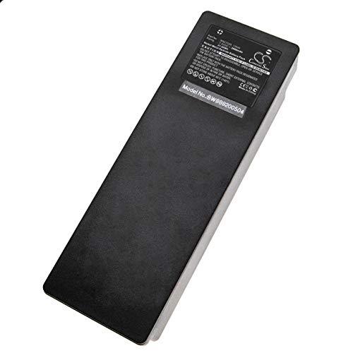vhbw Akku passend für Scanreco 16131, 590, 592, 790, 960, BS590, Cifa, EA2512 Industrie-Funkfernsteuerung Fernbedienung (3000mAh, 7.2V, NiMH)
