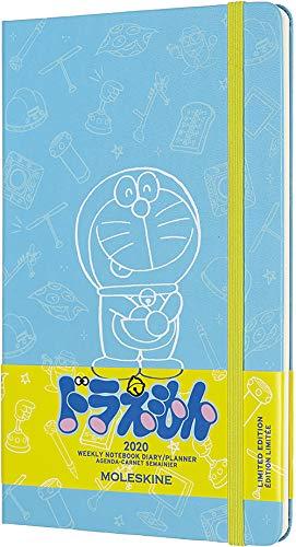 Moleskine - Agenda Semanal 12 Meses 2020 Doraemon Edición...