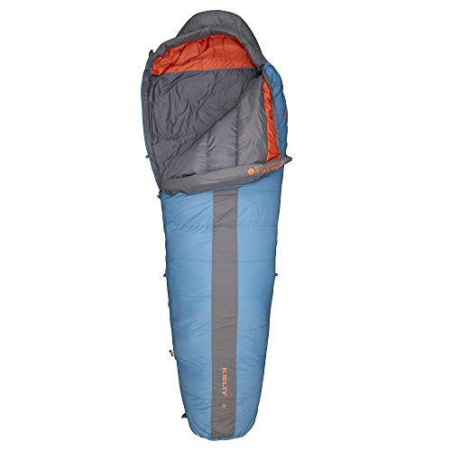 Kelty Cosmic 20 Degree Down Sleeping Bag - Ultralight Backpacking Camping Sleeping Bag with Stuff...