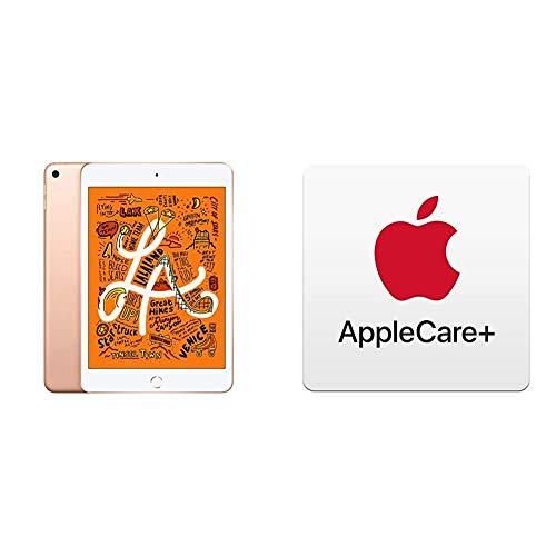 Apple iPad Mini - Tablet (20,1 cm (7.9'), 2048 x 1536 Pixeles, 64 GB, iOS 12, 300,5 g, Oro) con AppleCare+