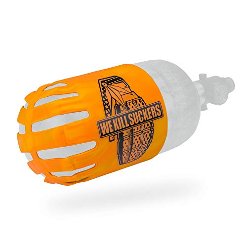 BunkerKings Knuckle Butt Tank Covers, Farbe:WKS Grenade Orange