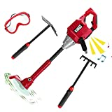 Kids Toy Tool Weedeater, Boys Outdoor Play Constrution Tools Lawn Toy Weed Trimmer for Toddlers