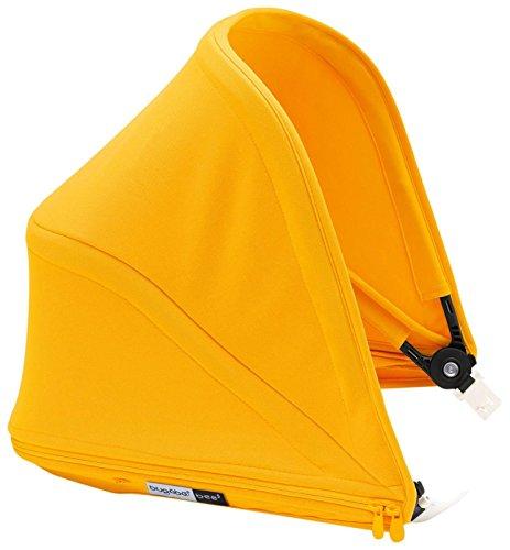 Bugaboo - Capota extensible bee 5 para silla de paseo amarillo sunrise