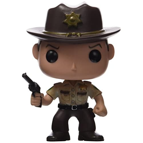 Funko Pop Vinile The Walking Dead Rick Grimes, 2955