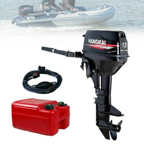3.5-18HP 2-4Stroke Outboard Boat Motors Boat Engine (2 Stroke 12 HP)