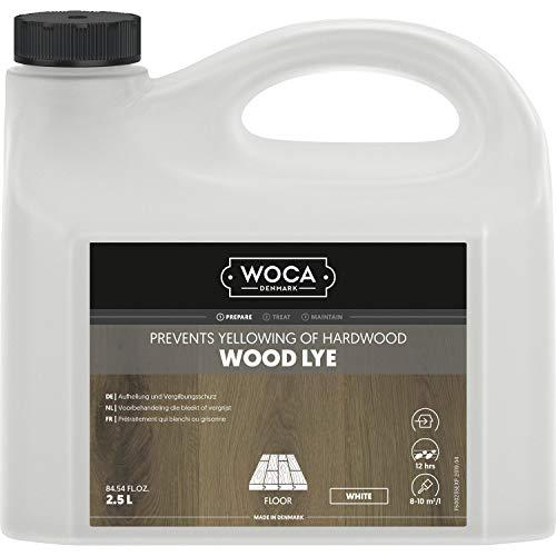 WOCA 500235A Holzlauge weiß 2,5 Liter