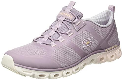 Skechers Glide-Step, Zapatillas Mujer, Lav, 37 EU