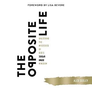 The Opposite Life audiobook cover art