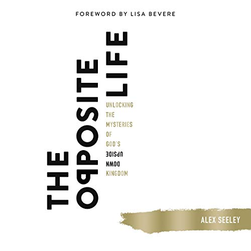 The Opposite Life audiobook cover art
