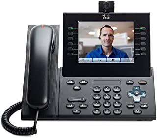 Cisco CP-9951-CL-CAM-K9= Cisco UC Phone 9951, Charco FD