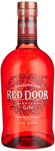 Gordon & MacPhail Red Door Gin 45% vol Highland Gin - Wacholderdestillat, 0.7 l