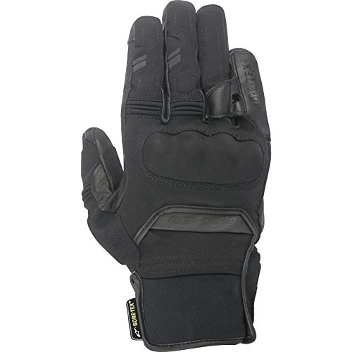 Alpinestars Polar Gore-Tex Men's Street Motorcycle Gloves - Black / 3X-Large