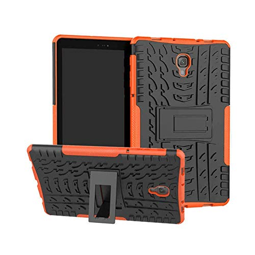 GHC PAD Cases & Covers For Samsung Galaxy Tab A A2 10.5 2018 T590 T595 T597, High Duty Case Silicon Shockproof Case for Samsung Tab A T590 T595 (Color : Orange)
