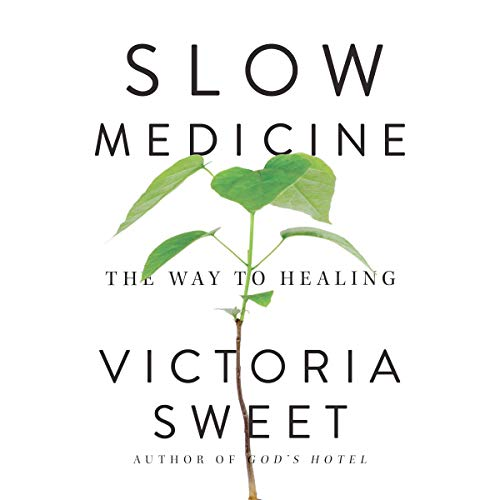 Slow Medicine audiobook cover art
