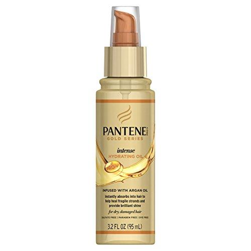 Pantene Pro-V Series oro intenso idratante Oil Treatment, 3,2 once fluide (Packaging possono variare)