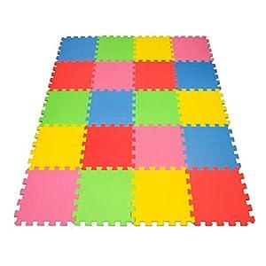 Large Kids Foam Mats Floor Tiles Play Mat