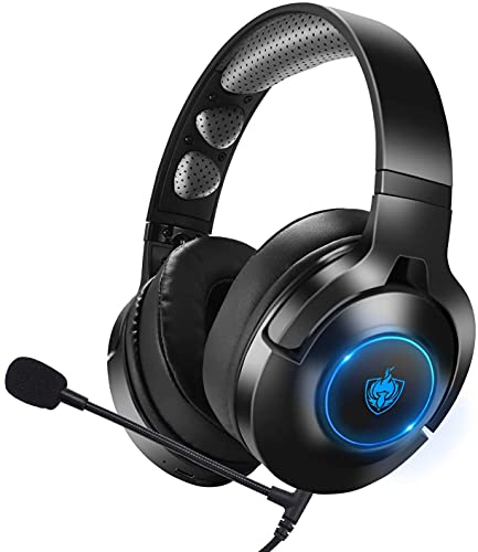 Headset PS4, Gaming Headset für PS5,...