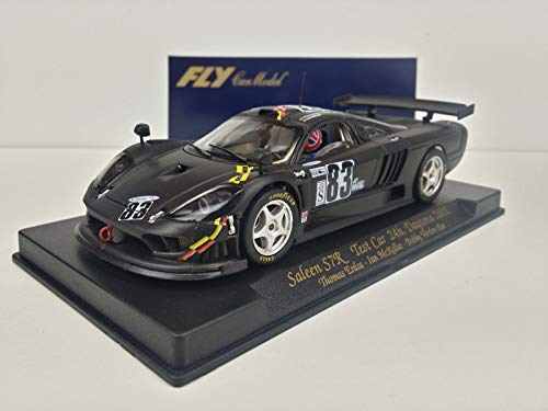 FLy Slot SCX Scalextric 96002 Saleen S7R Test Car 24h. Daytona 2002 E261 Nº83