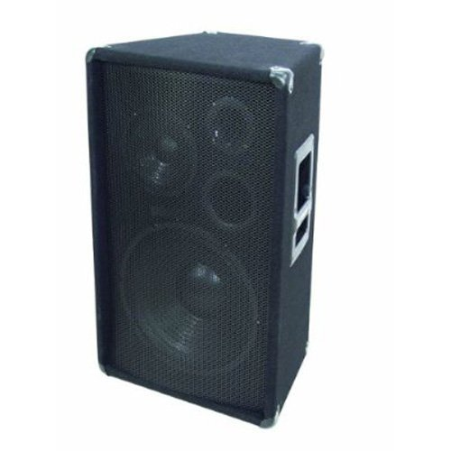 Omnitronic TMX-1230 3-Wege Box Lautsprecher (800 Watt) schwarz (stück)