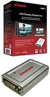 Diamond Multimedia Bvu195 USB Video Card Dvi Low Power 1080p Video Solution