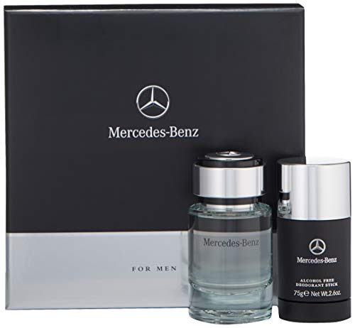 MERCEDES-BENZ Mercedes-benz for men set edt spray 75 ml deodorant stick 75 ml
