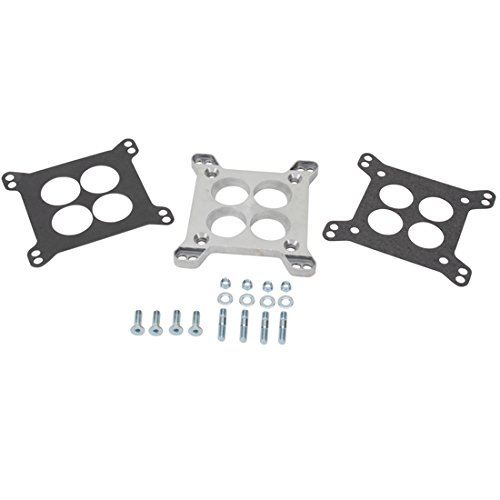 Holley/Edelbrock to Carter WCFB 4-Barrel Carburetor Adapter Plate
