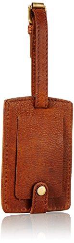 Rawlings Rugged Luggage Tag, Cognac