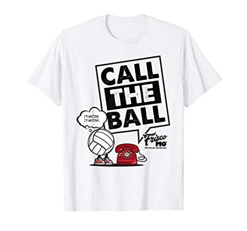 Call The Ball Volleyball T-Shirt