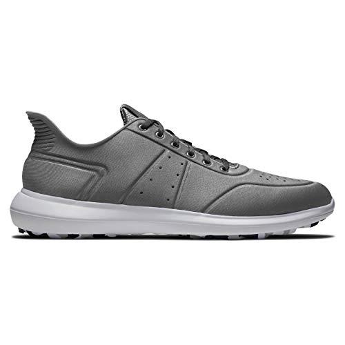 FootJoy Flex LE3 Golf Shoes 56134 Grey - 9.5 Medium