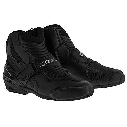 Alpinestars SMX-1R Mens Motorcycle Boots - Black - 42