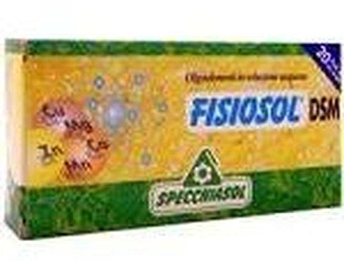 Fisiosol Dsm 20 ampollas de Specchiasol