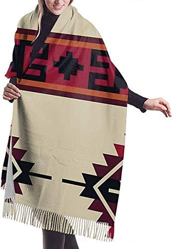 xianjing6 Women Pashmina Wrap Scarf Daryl Dixon Poncho Women Soft Cashmere Scarf Large Pashminas Shawl Blanket 77