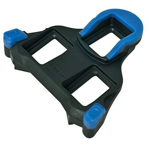 Shimano Schuhplatten SM-SH12, blau, One Size