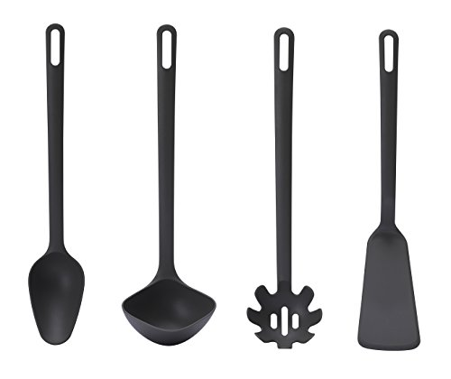 Ikea Fullandad Set 4Piezas Utensilios de Cocina Cuchara cucharón Cuchara de Espaguetis Pala