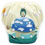 VJGOAL Braguitas de Aprendizaje para Niños Pañales Pantalones de Natación Ajustables Reutilizables Ropa Interior Bebés de 0-3 años