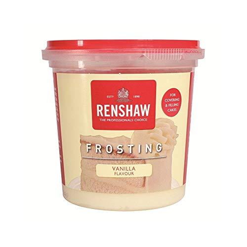 Renshaw Preparado para Frosting o Glaseado de Vainilla  400 g