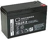 Q-Batteries 12LCP-9 / 12V -...