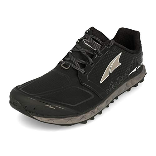 Altra Superior 4 - Zapatillas de correr para hombre, color Negro, talla 42.5 EU