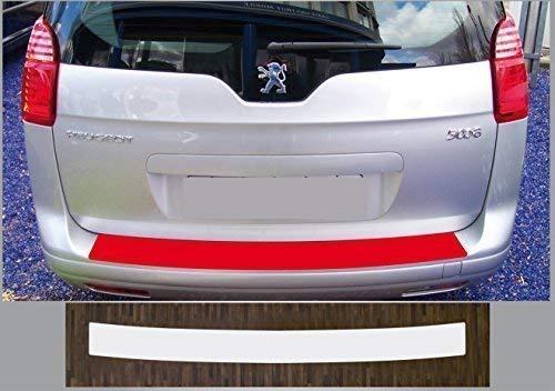 is-tuning passgenau für Peugeot 5008, ab 2009; Lackschutzfolie Ladekantenschutz transparent