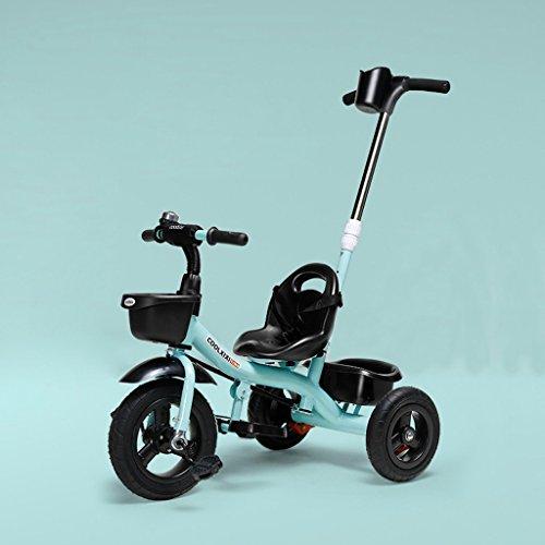 Fenfen Triciclo para niños Bicicleta 1-6 años Trolleys Bic