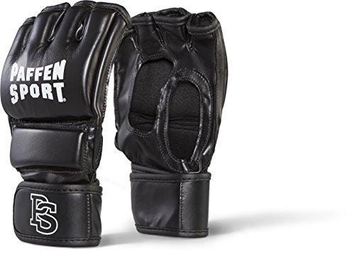 Paffen Sport Contact KL MMA-Handschuhe für Krav MAGA, Wing Tsun, Selbstverteidigung etc; schwarz; GR: M/L