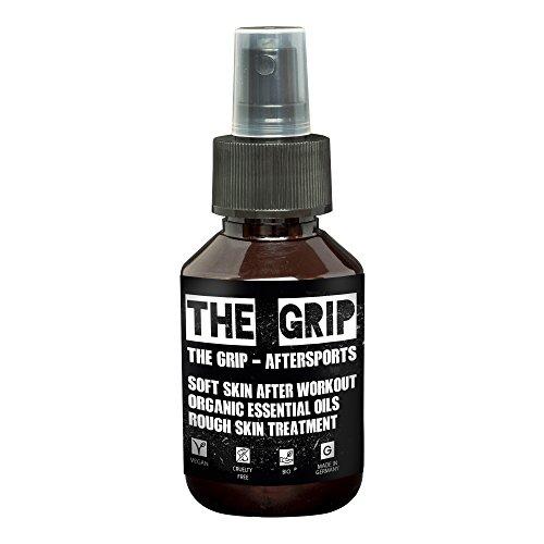 The Grip - Aftersports Bio Hautpflege | Pflegt strapazierte Haut nach Bouldern, Gewichtheben, etc. | natürliche ätherische Öle | einfach anzuwenden | 100ml