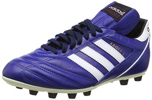 adidas - Kaiser 5 Liga, Scarpe da calcio da uomo, blu (blue), 40