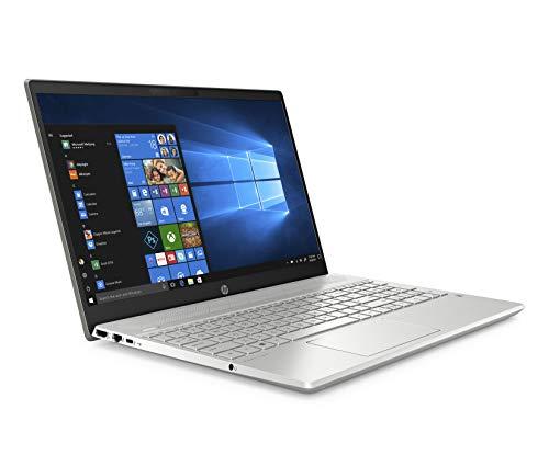 HP Pavilion 15-cs3018nf PC Portable 15,6' FHD IPS Argent (Intel Core i5, RAM 8 Go, SSD 1 To, AZERTY, Windows 10)